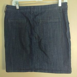 Banana Republic Skirts - Banana Republic 30 Denim Mini Skirt